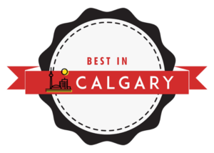 Best in Calgary Badge